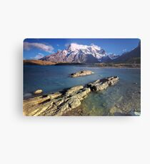 Morning Bay Metal Print