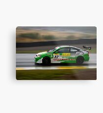 Eco Racing Metal Print