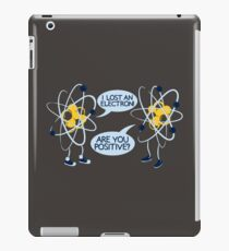 Are you positive? iPad Case/Skin