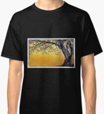 Yoshida Toshi Cherry Blossoms Classic T-Shirt