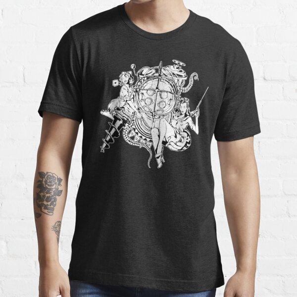 BioGraffiti Essential T-Shirt