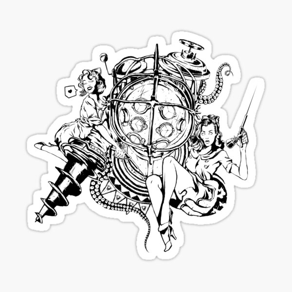 BioGraffiti Sticker