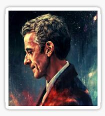 Doctor Who - The Twelfth Doctor Sticker