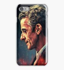 Doctor Who - The Twelfth Doctor iPhone Case/Skin