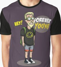 old nirvana fun forever young Graphic T-Shirt
