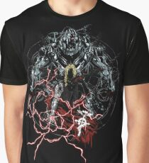FullMetal Graffiti Graphic T-Shirt