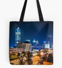 Downtown Oklahoma City Tote Bag