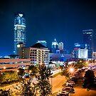 Downtown Oklahoma City by Jim Felder
