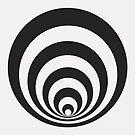 Geometric series - tunnel  by renduh