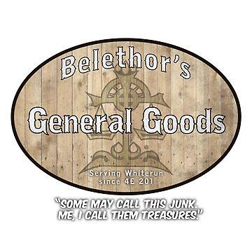Belethor's General Goods by davecarden