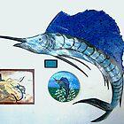 7 foot Sailfish............. by WhiteDove Studio kj gordon