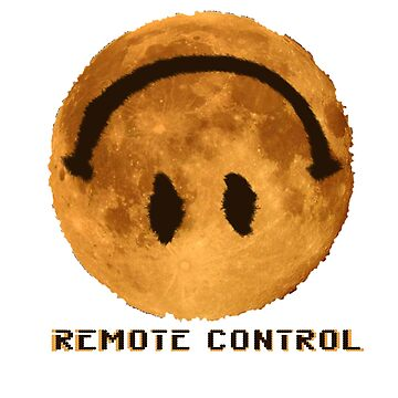 Remote Control - Smile To The Moon by pathos-design