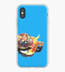 Ink Drawing of Sea Crab  iPhone Case