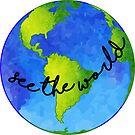 Siehe die Weltkugel von its-anna