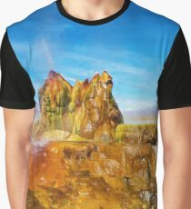 Fly Geyser One Graphic T-Shirt