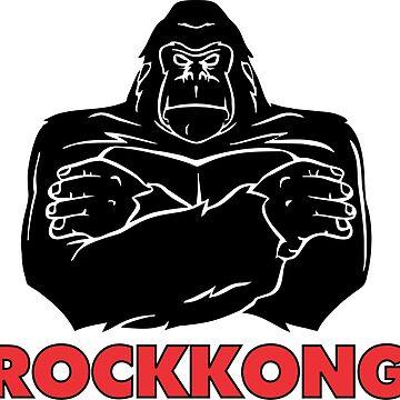 Rockkong by syedmoiz