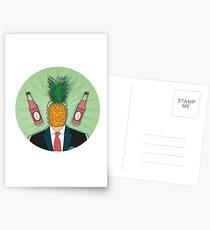 Glass Animals-Pork Soda Postcards