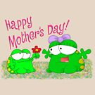 Mother's Day Frogs by Crockpot