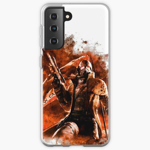 Fallout New Vegas Samsung Galaxy Soft Case