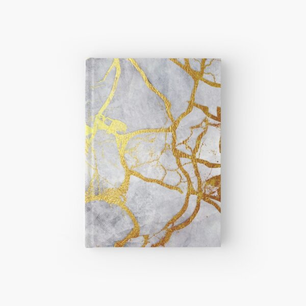 KINTSUGI  ::  Recognise Beauty Hardcover Journal