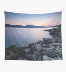 IN THE MOUTAINS MODERN PRINTING 1 Pc #27119940 Wall Tapestry
