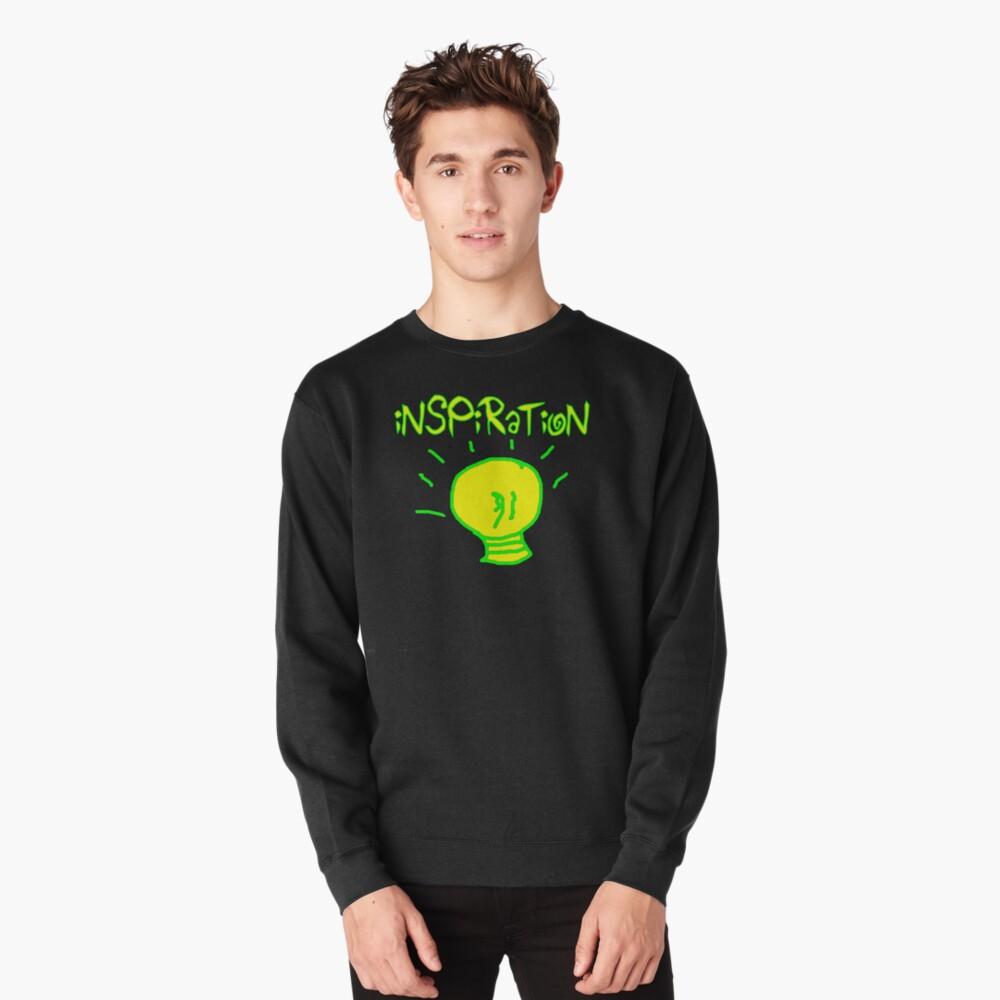 Inspiration Pullover Sweatshirt