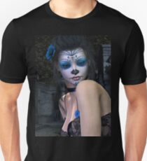 Blue Rose Sugar Doll 2  T-Shirt