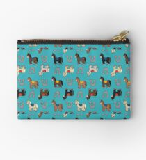 Cute horse pattern Studio Pouch