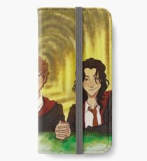 Prongs, Moony, Padfoot iPhone Wallet