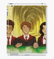 Prongs, Moony, Padfoot iPad Case/Skin