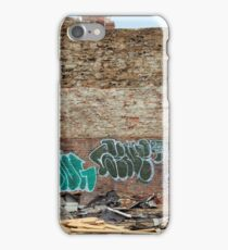 St. Thomas Parish Nearly Fifty Years After The Fire iPhone Case/Skin