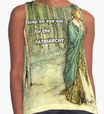 Keep an eye out for the PATRIARCHY Contrast Tank