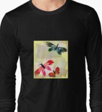 Origami butterflies  Long Sleeve T-Shirt