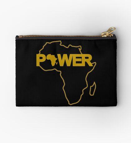 Black Power 3.0 Studio Pouch