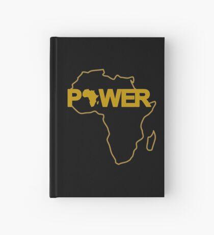 Black Power 3.0 Hardcover Journal