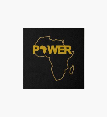 Black Power 3.0 Art Board