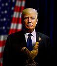 Donald J. Trump - Presidentially Cocky by Alex Preiss