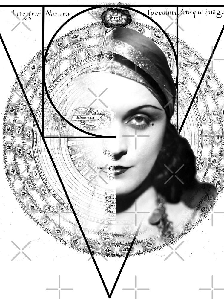 Homuncula: Pola Negri by thelostsigil