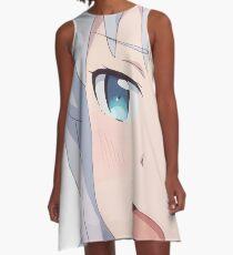 Bleh A-Line Dress