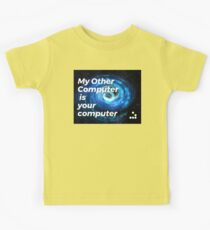 My Other Computer is Your Computer - Hacker Symbol Kids Clothes