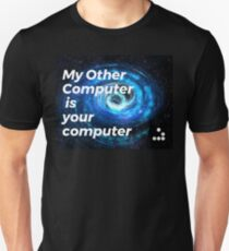 My Other Computer is Your Computer - Hacker Symbol T-Shirt