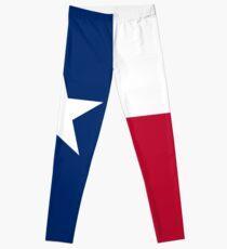 Texas Flagge Leggings