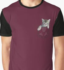 Kitten! Graphic T-Shirt