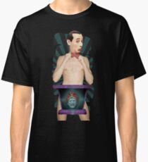 Pee Wee Herman after dark Classic T-Shirt