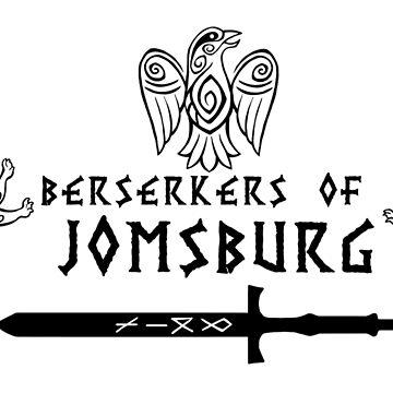 berserkers of jomsburg by FactoryRAT