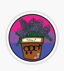 Plant Pride!! - Bilac Sticker