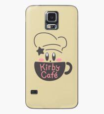 Kirby Cafe  Case/Skin for Samsung Galaxy