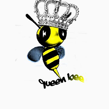 The Queen Bee by envi0uszskillsz