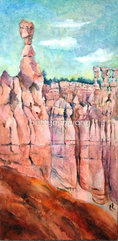 Bryce Canyon#1 by bettymmwong