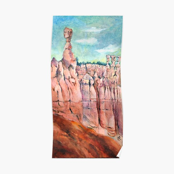 Bryce Canyon#1 Poster